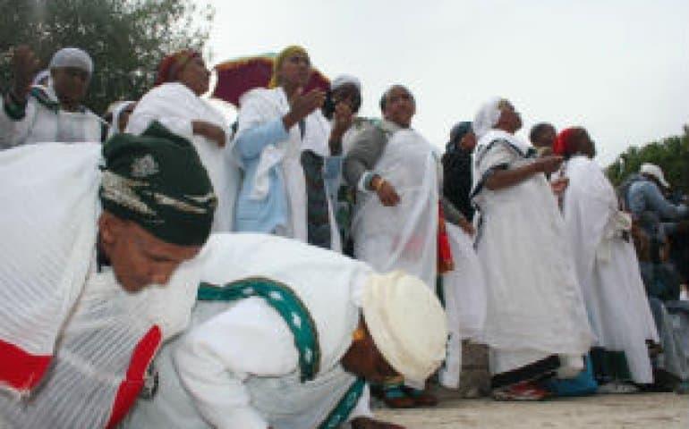 נשים יוצאות אתיופיה צילום אבי מספין