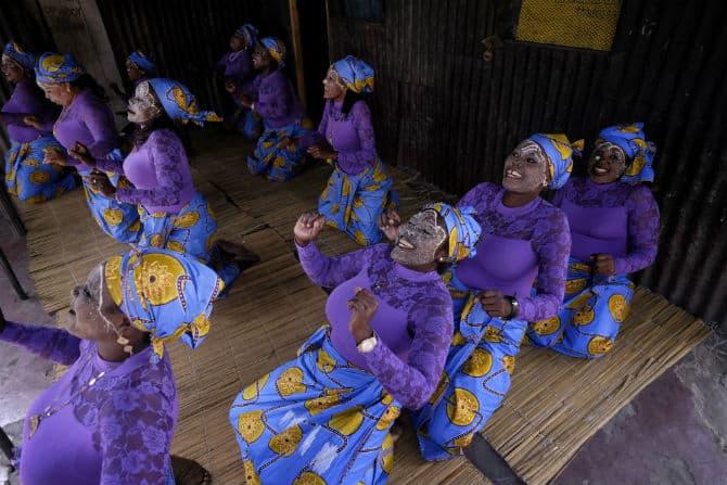 נשות מוזמביק - אדי גרלד