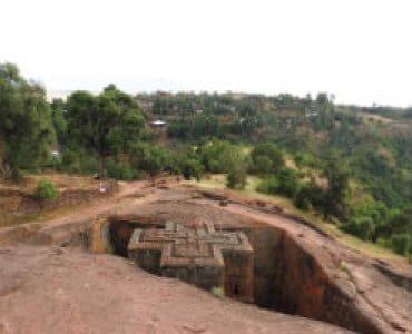 אתרים עתיקים באתיופיה הצפונית