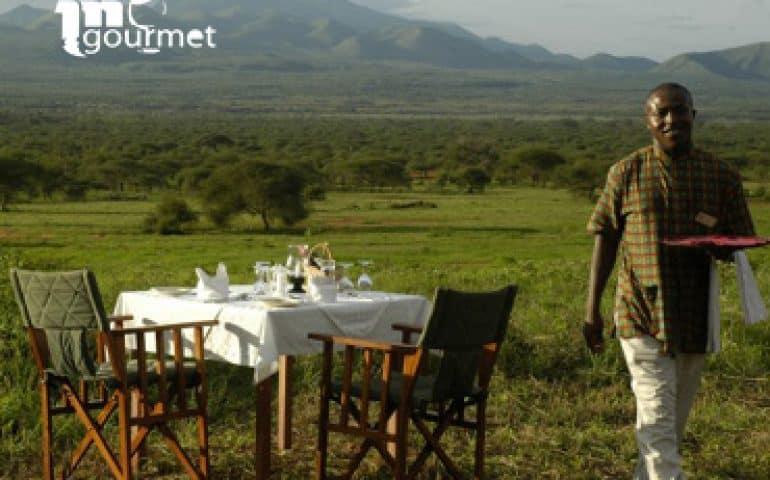 מסע קולינרי באפריקה