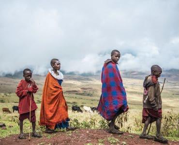 ילדים אפריקאים